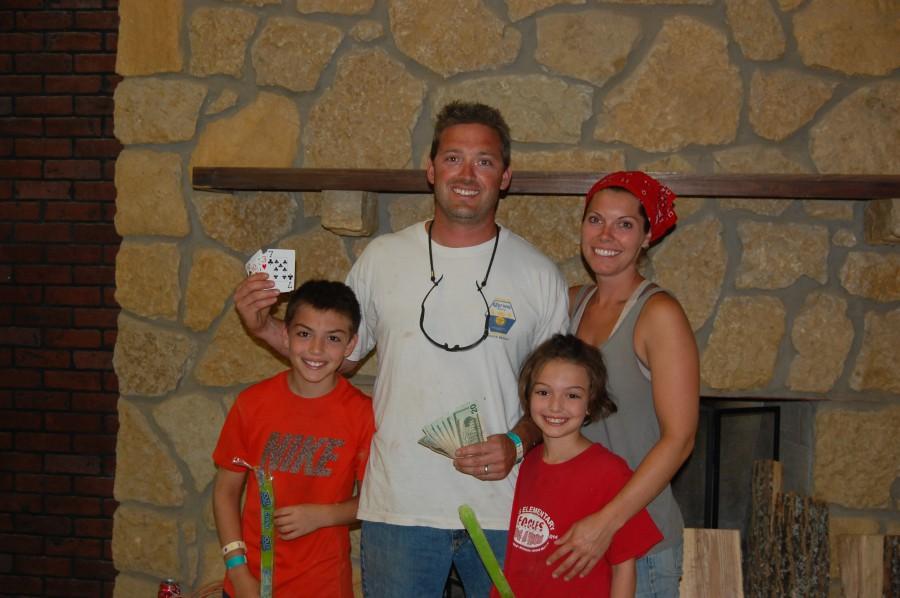 Brad and Leighann Kogan and Family