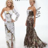 Woodsy Wedding Dresses